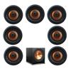 Klipsch 7.1 In-Wall System with 7 CDT-5800-C II In-Ceiling Speakers, 1 Klipsch R-115SW Subwoofer