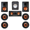 Klipsch 7.1 In-Wall System with 2 R-3800-W II In-Wall Speakers, 1 Klipsch R-5502-W II In-Wall Speaker, 4 Klipsch CDT-3800-C II In-Ceiling Speakers, 1 Premier Acoustic PA-150 Subwoofer