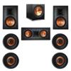 Klipsch 7.1 In-Wall System with 2 R-5800-W II In-Wall Speakers, 1 Klipsch R-5502-W II In-Wall Speaker, 4 Klipsch CDT-5800-C II , 1 Klipsch R-115SW Subwoofer