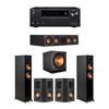 Klipsch 5.1 Ebony System - 2 RP-5000F,1 RP-404C,2 RP-402S,1 SPL-150,1 Onkyo TX-NR797 Receiver