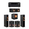 Klipsch 5.1 Ebony System - 2 RP-5000F,1 RP-500C,2 RP-402S,1 SPL-150,1 Onkyo TX-NR797 Receiver