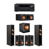 Klipsch 5.1 Ebony System - 2 RP-5000F,1 RP-600C,2 RP-502S,1 SPL-150,1 Onkyo TX-NR797 Receiver