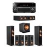 Klipsch 5.1 Ebony System - 2 RP-6000F,1 RP-404C,2 RP-402S,1 SPL-150,1 RX-A3080