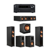 Klipsch 5.1 Ebony System - 2 RP-6000F,1 RP-404C,2 RP-500M,1 SPL-150,1 Onkyo TX-NR797 Receiver
