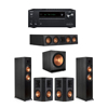 Klipsch 5.1 Ebony System - 2 RP-6000F,1 RP-404C,2 RP-502S,1 SPL-150,1 Onkyo TX-NR797 Receiver