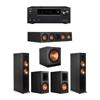 Klipsch 5.1 Ebony System - 2 RP-6000F,1 RP-404C,2 RP-600M,1 SPL-150,1 Onkyo TX-NR797 Receiver
