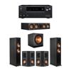 Klipsch 5.1 Ebony System - 2 RP-6000F,1 RP-504C,2 RP-402S,1 SPL-150,1 Onkyo TX-NR797 Receiver