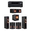Klipsch 5.1 Ebony System - 2 RP-6000F,1 RP-600C,2 RP-402S,1 SPL-150,1 Onkyo TX-NR797 Receiver
