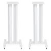 Elac LS20 White Bookshelf Speaker Stands - Pair