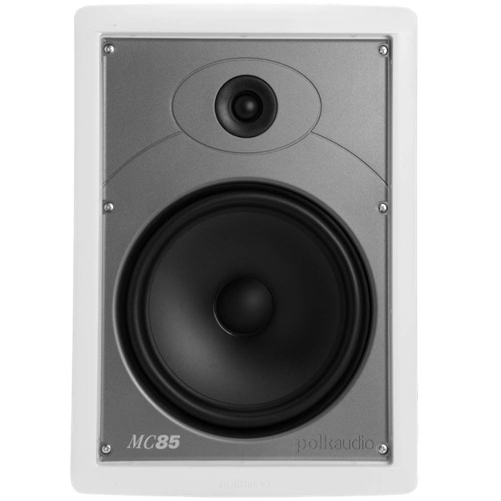 Polk Audio MC85 In Wall 5.1 System #0 (PA-515 In Wall Center)