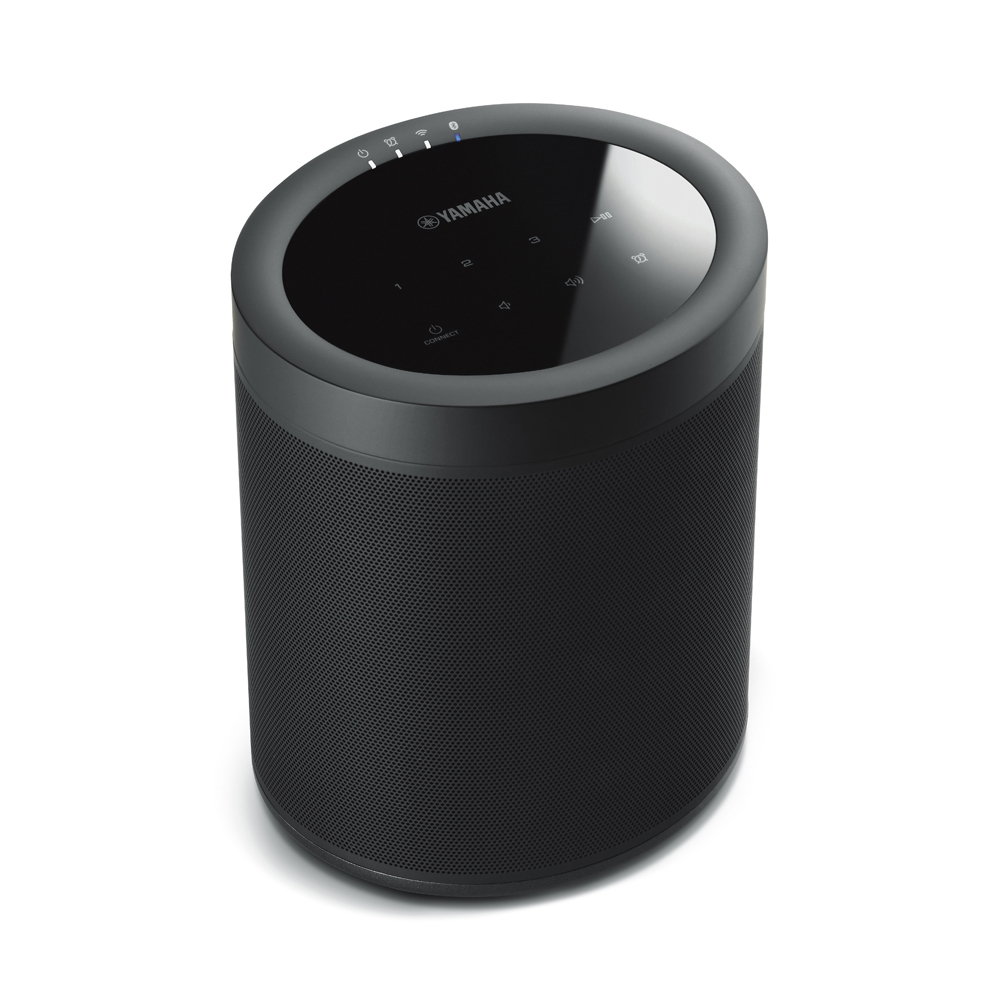 Yamaha MusicCast20BLK Wireless Speaker - Black