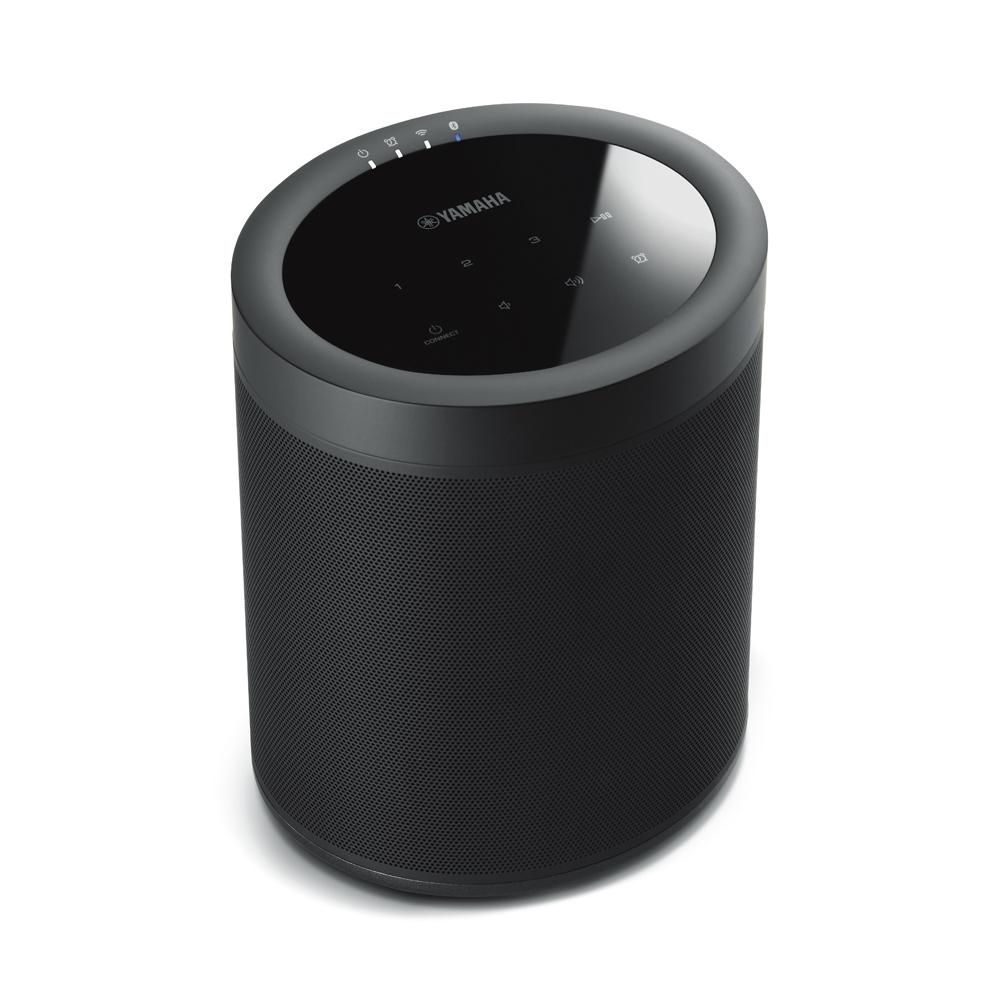 Yamaha MusicCast20BLK Wireless Speaker - Black