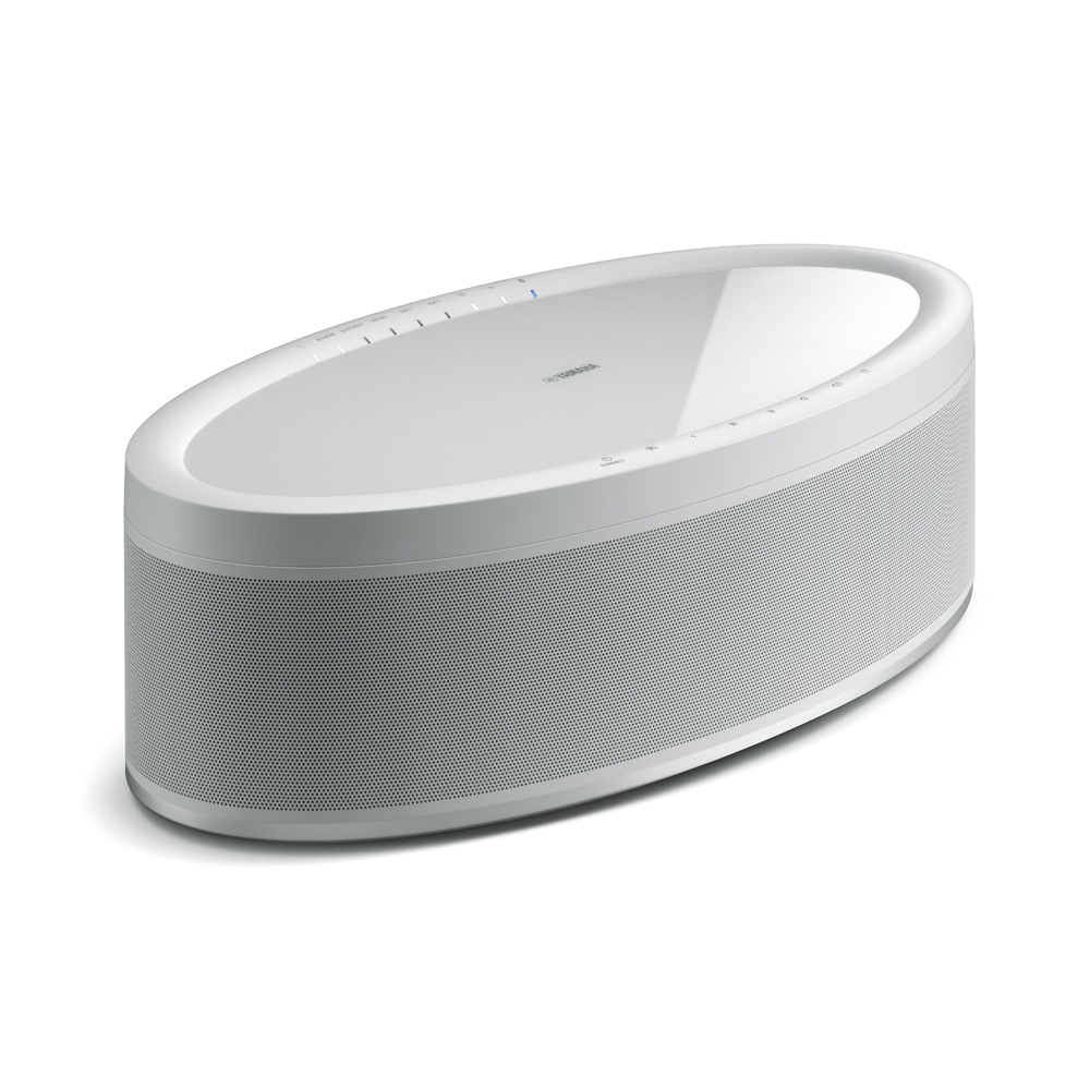 Yamaha MusicCast50WH Wireless Speaker - White