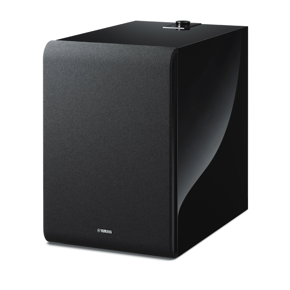 Yamaha MusicCastSUB100 Black Wireless Subwoofer