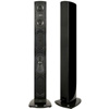 Definitive Technology Mythos STS SuperTower Floor-Standing Loudspeaker with Built-In Powered Subwoofers- Black
