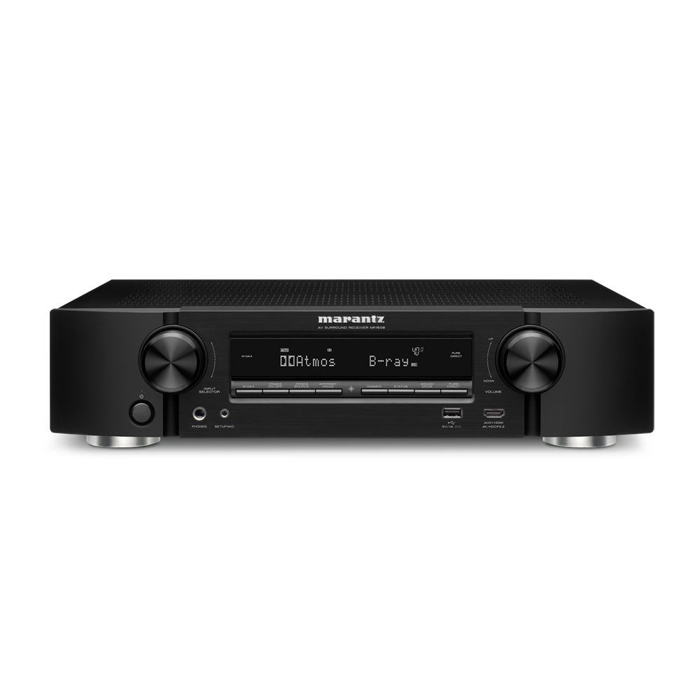 Marantz NR1608 7.2 Channel Network A/V Receiver