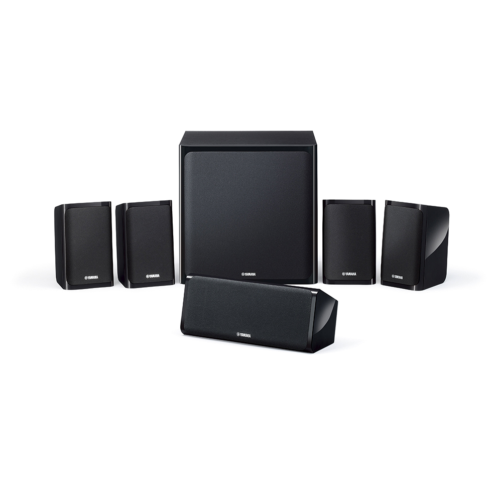 Yamaha NS-P40BL Black Home Theater