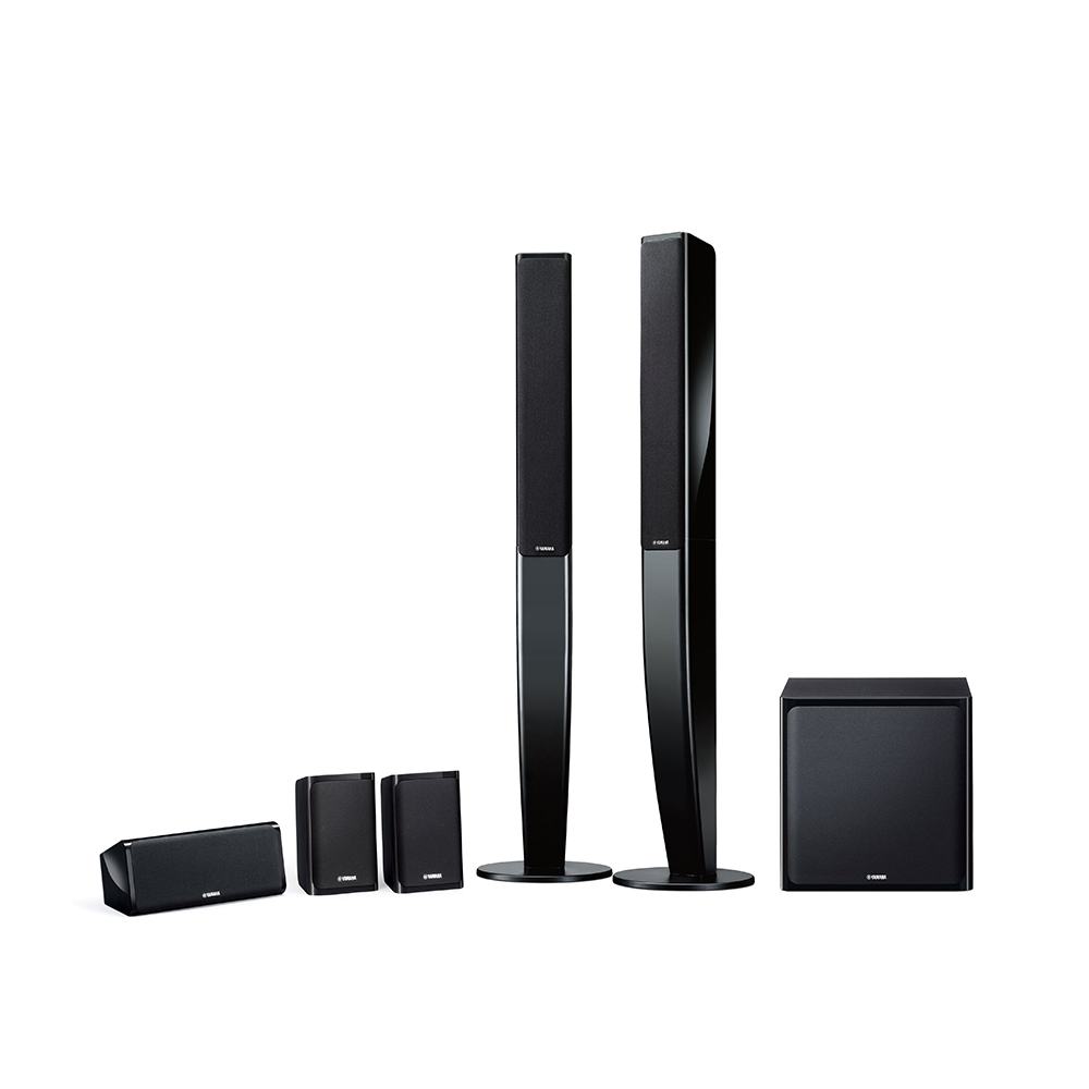 Yamaha NS-PA40BL Black Home Theater