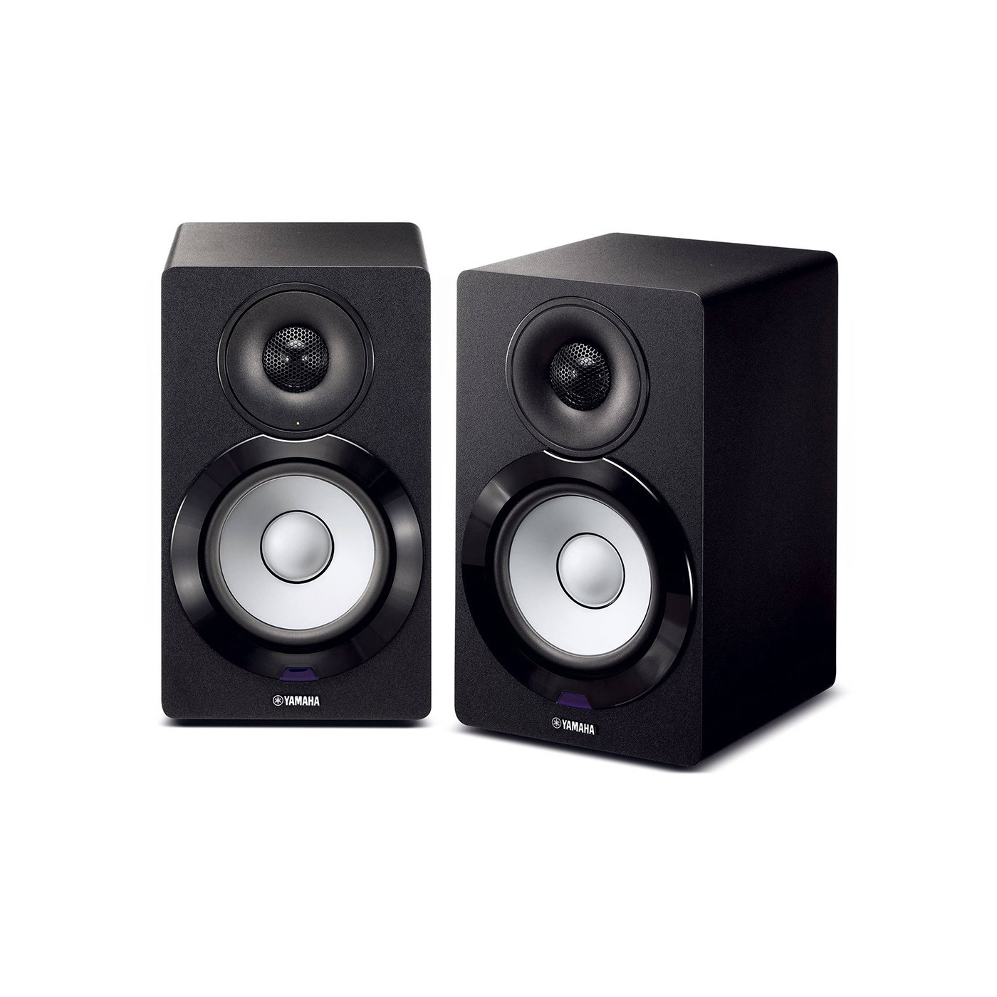 Yamaha NX-N500BL Black Hi-Fi Bookshelf Monitor Speaker