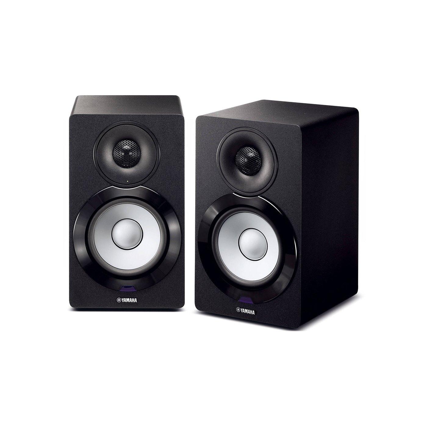 Yamaha NX-N500BL Black Hi-Fi Bookshelf Monitor Speaker
