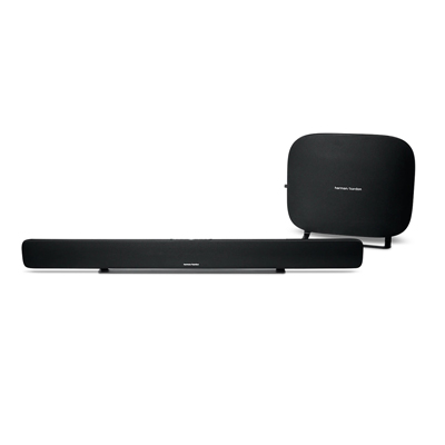 Harman Kardon Omni Bar Plus Black Wireless HD Soundbar