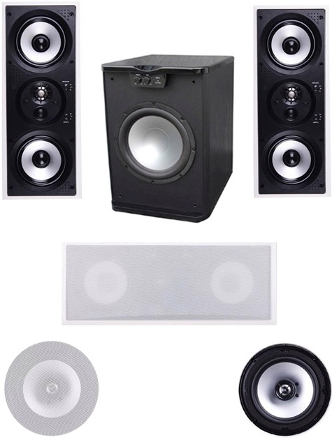 Premier Acoustic PA-1000 In Wall System