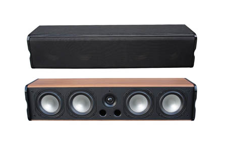 Premier Acoustic PA-4.4C Center Channel Speaker