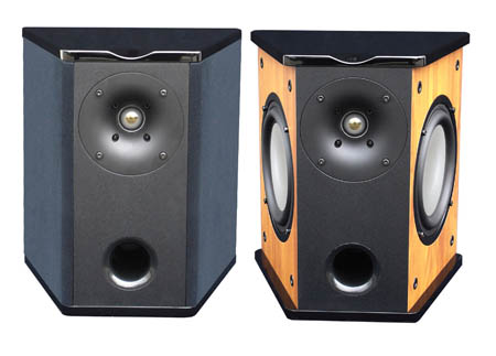 Premier Acoustic PA-6S Titanium Speakers