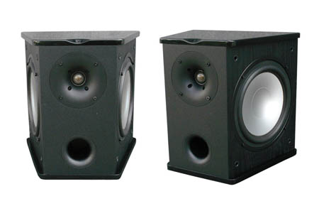 Premier Acoustic PA-8S Surround Speakers