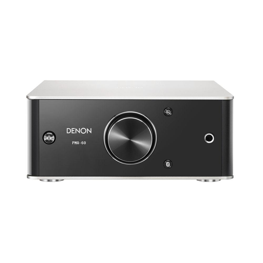 Denon PMA-60 Black Digital Integrated Amplifier