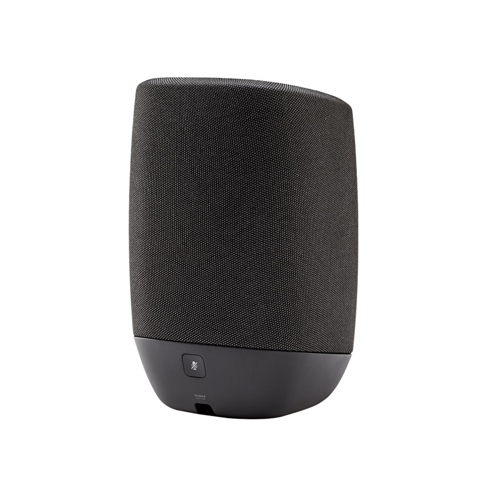 Polk Audio Polk-ASSIST-BLK Black Smart Speaker with Google Assistant Built-In