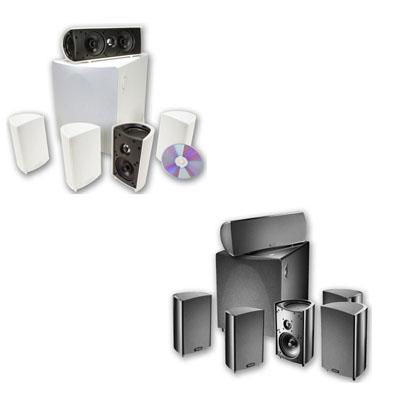 Definitive Technology ProCinema 600 5.1-Channel Home Theater Speaker System