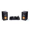 Klipsch R-15PM-TT Black Turntable Pack