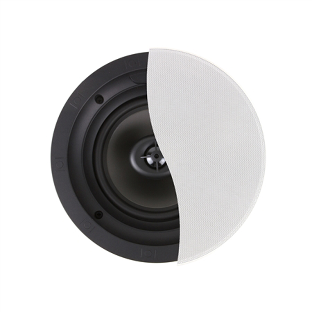 Klipsch R-2650-C-II White In-Ceiling Speakers