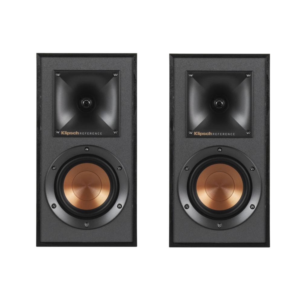 Klipsch Reference R-41M Black Monitor Speaker