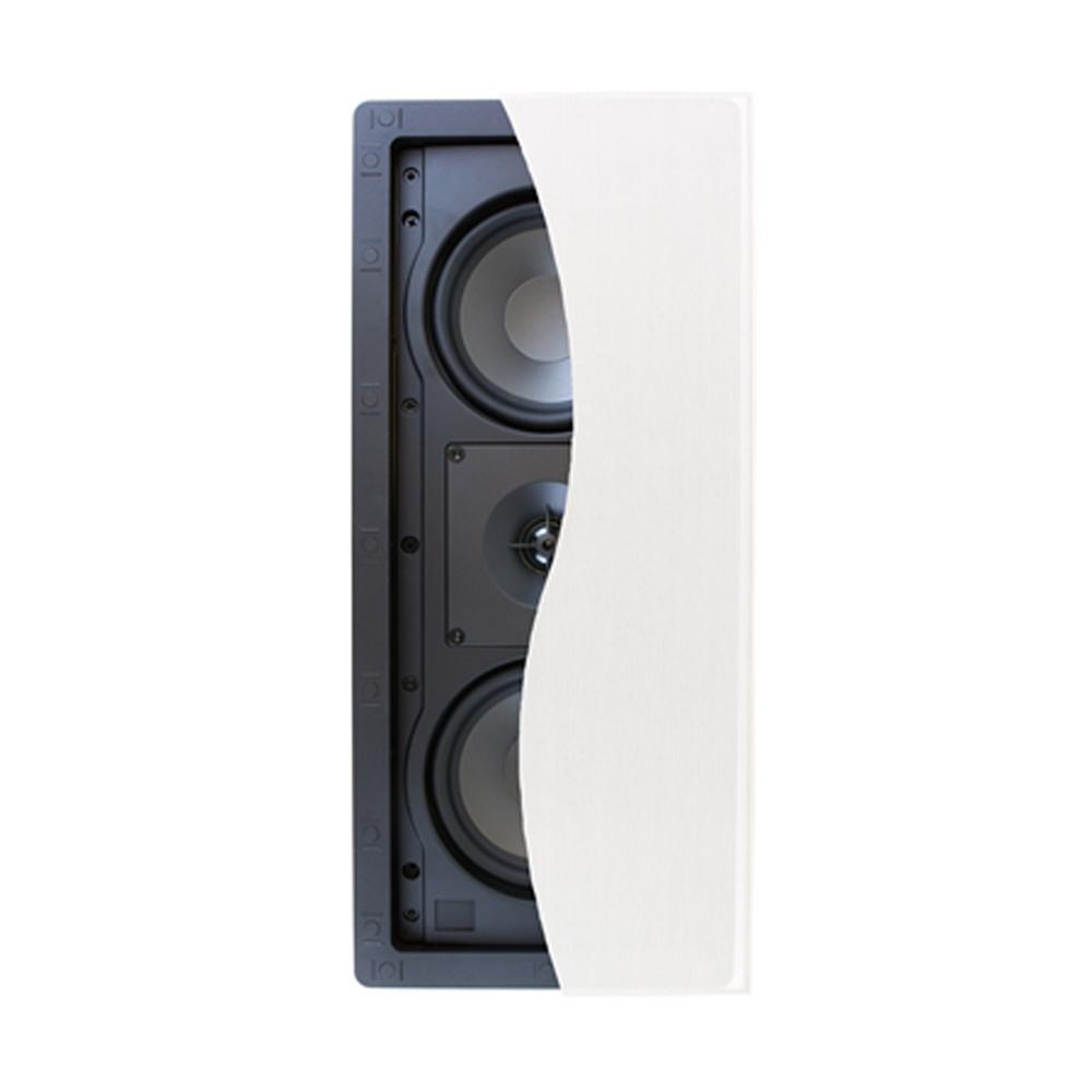 Klipsch R-2650-W-II White In-Wall Speaker 743878023978 | eBay