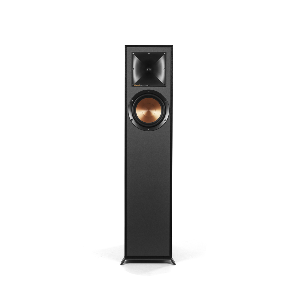 Klipsch Reference R-610F Black Floorstanding Speaker Pair