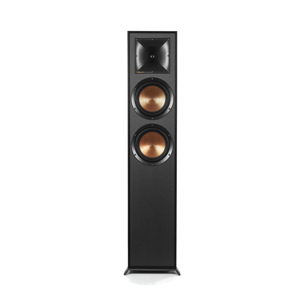 Klipsch R-625FA Black Floorstanding Speaker
