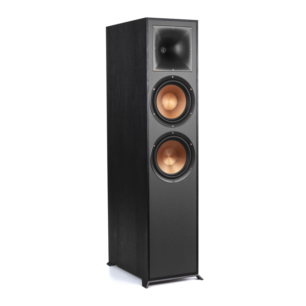 Klipsch Reference R-820F Black Floorstanding Speaker