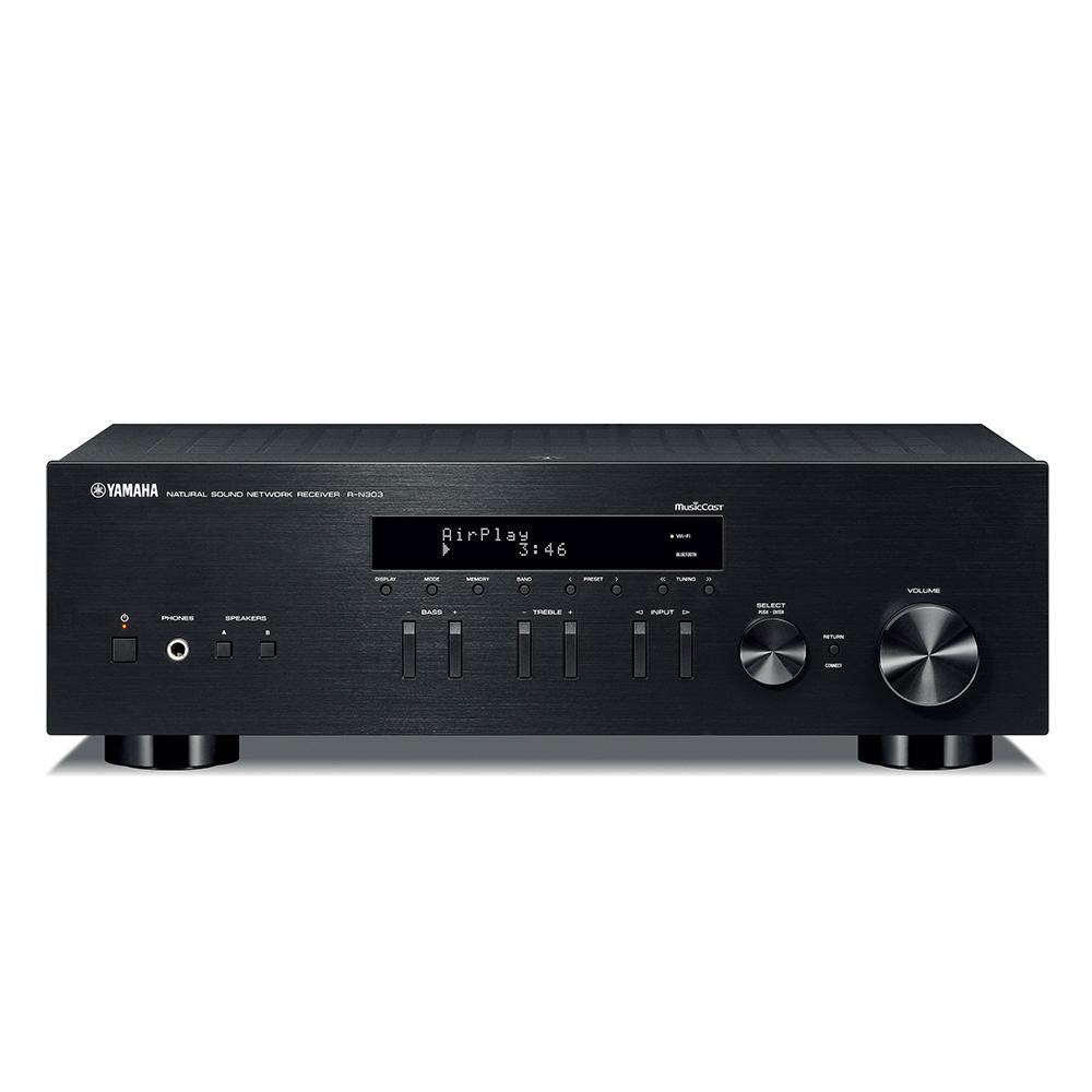 Yamaha R-N303BL Black Hi-Fi Network Stereo Receiver
