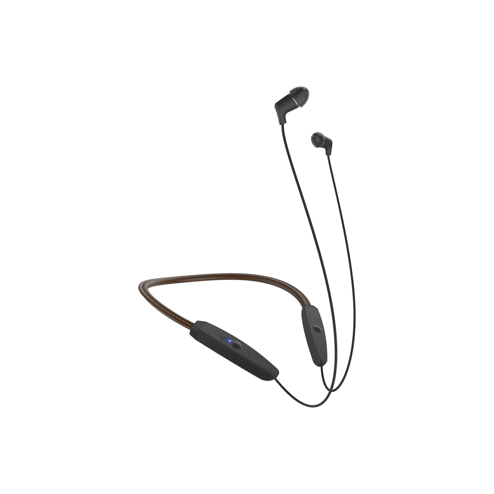 Klipsch R5-Neckband-Wireless-BR Brown Headphone