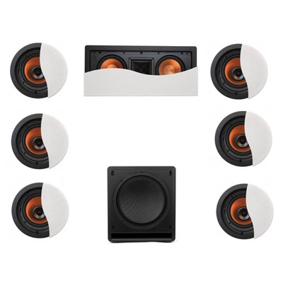 Klipsch CDT-5800-CII In-Ceiling System #50