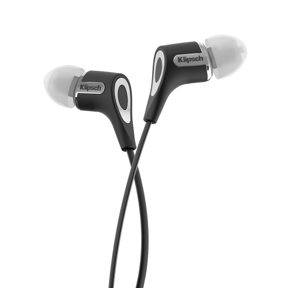 Klipsch R6-BLK Black In-Ear Headphone