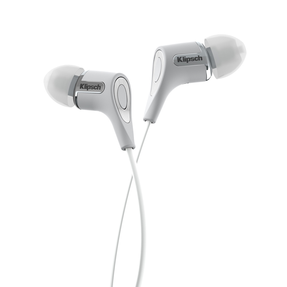 Klipsch R6-WH White In-Ear Headphone