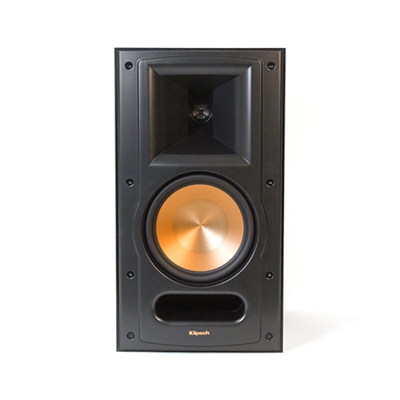 Klipsch RB-61 II Black Bookshelf Speakers - Pair