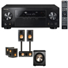 RB-61II Home Theater Bundle-Pioneer VSX-1123-K 7.2 Channel-FREE PL-200