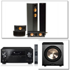 RF-42II Home Theater Bundle-Pioneer VSX-1123-K 7.2 Channel-FREE PL-200
