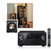 RF-52II Home Theater Bundle-Pioneer VSX-1123-K 7.2 Channel-FREE PL-200
