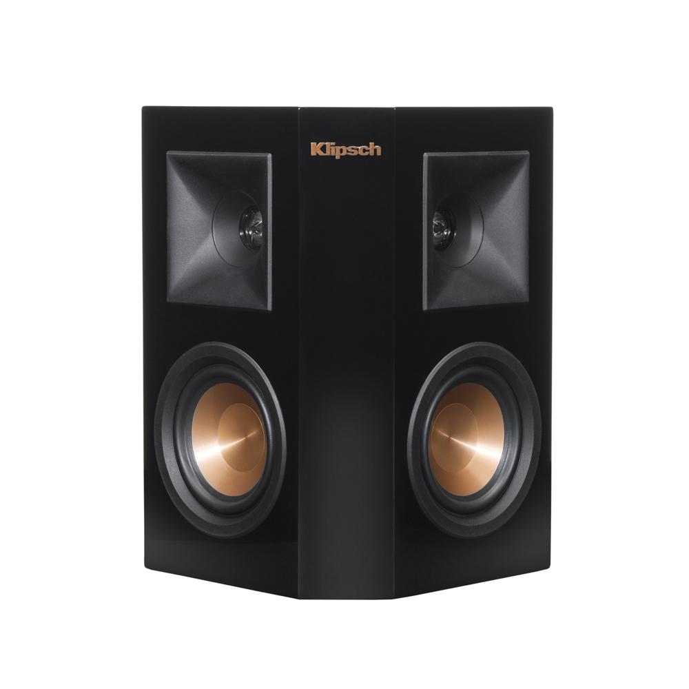 Klipsch RP-240S-PB Piano Black Surround Sound Speaker