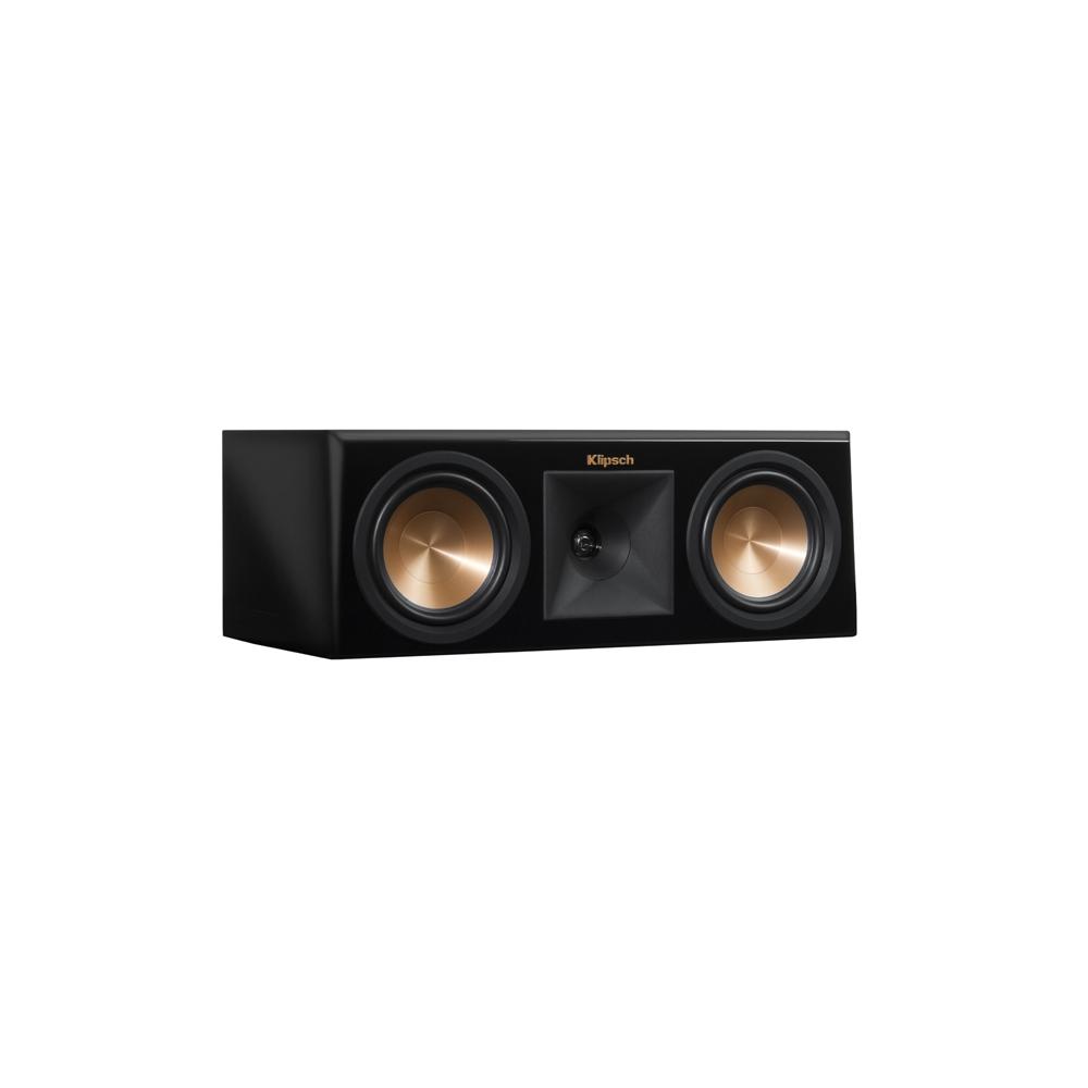 Klipsch RP-250C-PB Piano Black Center Channel Speaker